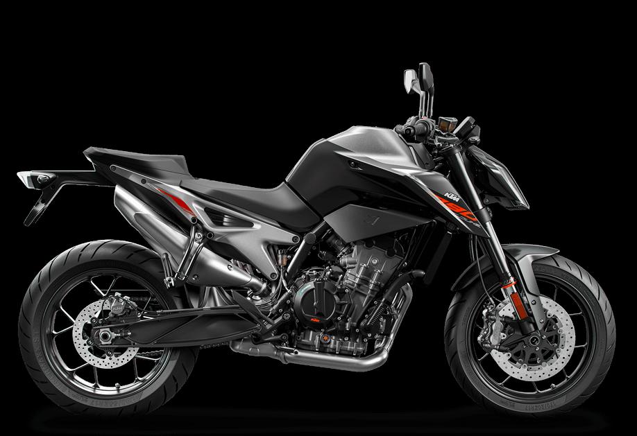 DUKE 790 BLACK